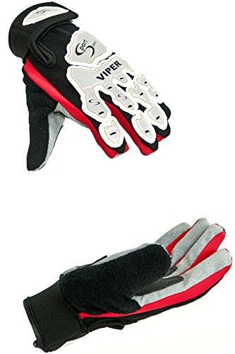 Sport DirectTM BMX Fahrradhandschuhe Viper Junior Größe S RRP £12.99