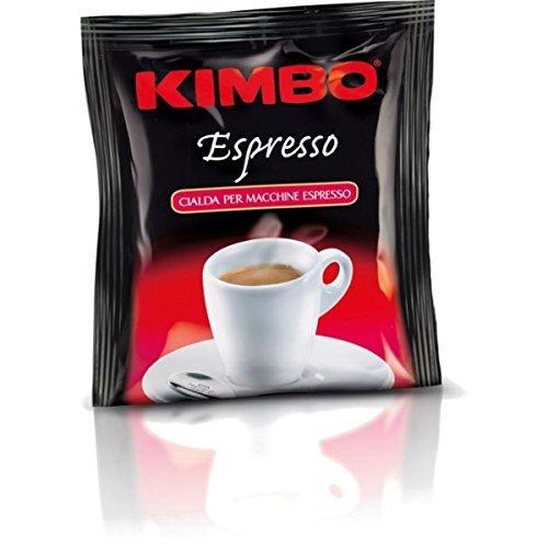 Kimbo Espresso, 50 ESE Pads / Espresso Pods / Cialde, 350 g