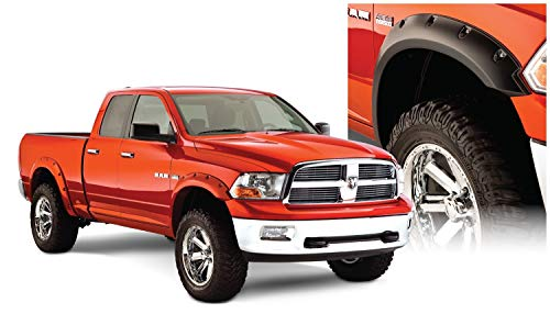 dodge fender flares bushwacker - 4