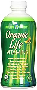 Multivitamin Supplements: the gentle and enriching formulation of this liquid organic life vitamins contains super blend of 24 organic fruits and veggies including certified organic açai, noni, goji and pomegranate Food-Based Vitamins: nutrient energ...