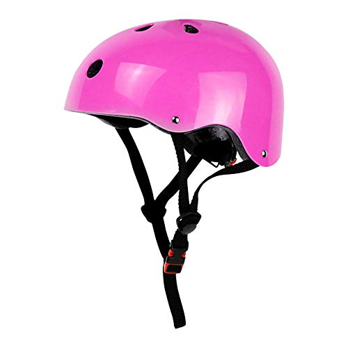 Casco de seguridad cómodo y ajustable, patines de skate para bicicletas, equipo de protección para niños, equipo para montar al aire libre,rodilleras deseguridad, gorras de montar, zapatillas p