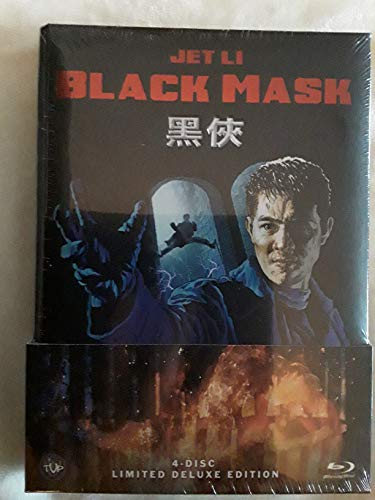 Black Mask (artisan) [Blu-ray] by Jet Li