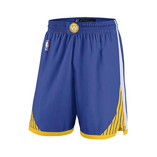 Oquta Warriors Basketball Jersy Shorts Blue White