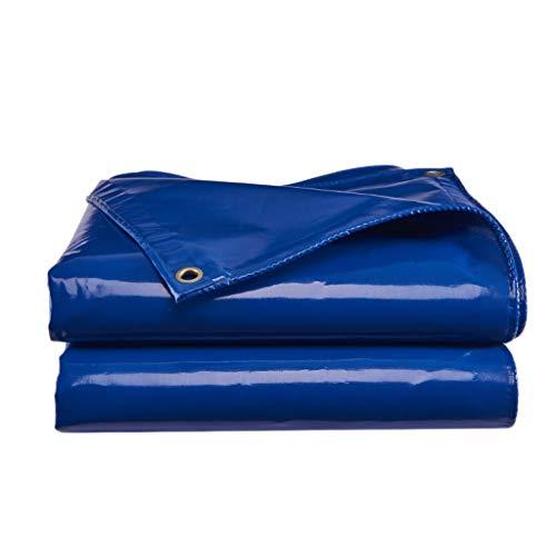 SAP- Parasol de tela gruesa impermeable de lona impermeable para coche, toldo sin olor, 4x5m