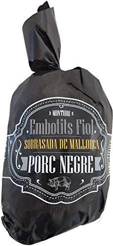 Sobrasada bolles de porc negre de Mallorca de 400 g. aproximadamente Indicación geográfica...