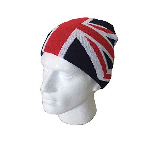 Bonnet de Ski avec Drapeau Anglais
