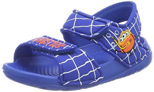 adidas Unisex Baby AltaSwim Sandalen, Blau (Blue/Blue/Orange 0), 26 EU