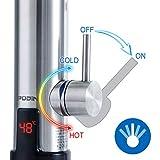 Pudin Wasserhahn mit integriertem Durchlauferhitzer - 3