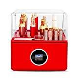 H.Slay SHKUU Mini refrigerador/refrigerador portátil para el Cuidado de la Piel cosmético, Temperatura Constante para Maquillaje y Cuidado de la Piel, Dormitorio, Barra de Oficina, 30 litros