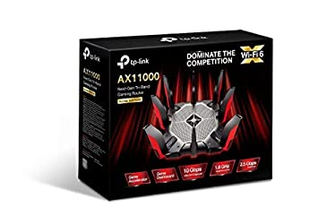 TP-Link Archer AX11000 Tri-Band Wi-Fi 6 Router
