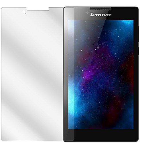 dipos I 2X Schutzfolie klar kompatibel mit Lenovo Tab 2 A7-30 Folie Bildschirmschutzfolie