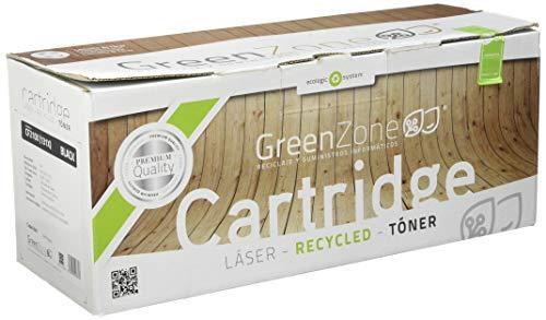 Tonerkartuschen/Toner (D) für HP CF210X (131X) Schwarz (2.400 Seiten) Marke Green Zone