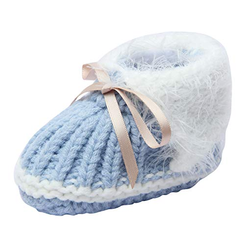 Buy Hand Knitted Babe Shoes