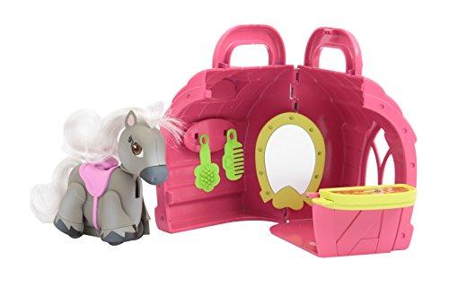 Giochi Preziosi - Pet Parade Pony Parade Playset Stalla con Pony Esclusivo e Accessori
