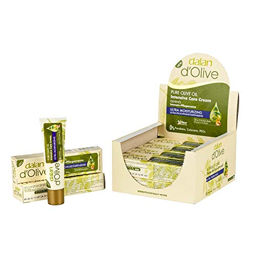 Dalan d'Olive Intensiv Handcreme Box (12 x 20ml)