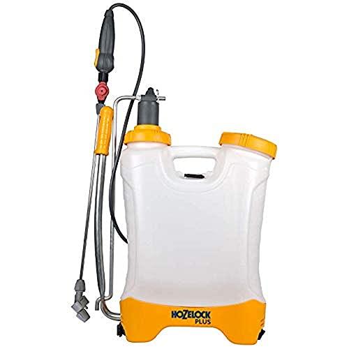 Hozelock Ltd 4712B0000 Pulsar Plus 12 L Comfort Backpack Sprayer Pressure, Translucent, 170.0 mm*600.0 mm*410.0 mm