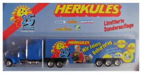 Herkules Nr.01 - Wir feiern Geburtstag - Freightliner - US Sattelzug