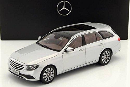 Mercedes E-Klasse (S213), silber, 0, Modellauto, Fertigmodell, I-iScale 1:18