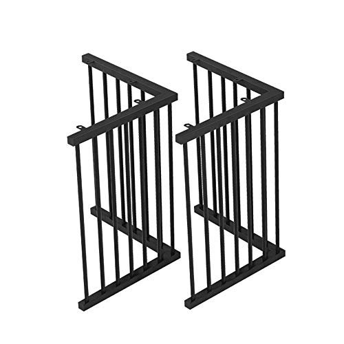 JqwerP Patas de Mesa de Metal Patas de Muebles industriales Resistentes Patas de Marcos Cuadrados Pierna de 70 cm Pies de Mesa de Comedor con pies Protectores Ajustables 2 uds