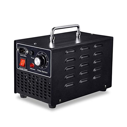 Find Discount MHYT New Black Commercial 10000mg/hr O3 Ozone Generator Air Purifier,Multipurpose Oz...