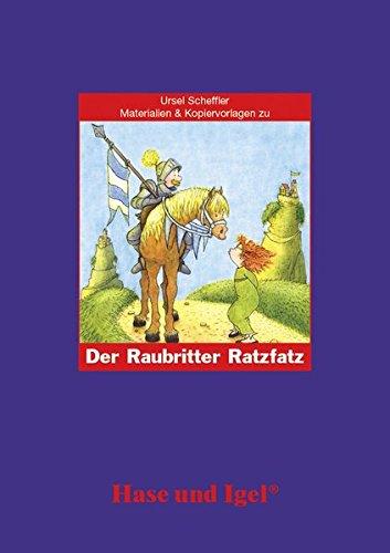 Begleitmaterial: Der Raubritter Ratzfatz