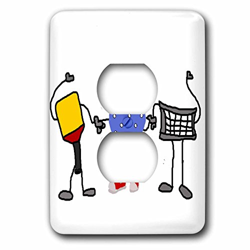 3dRose lsp_263839_6 Light Switch Cover, Varies