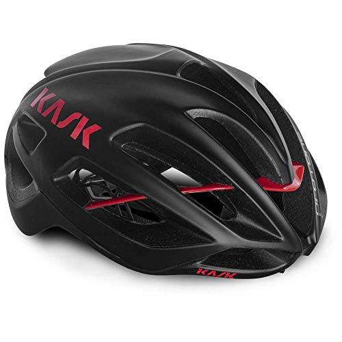 Kask Casco PROTONE Black Mate/Red Size M