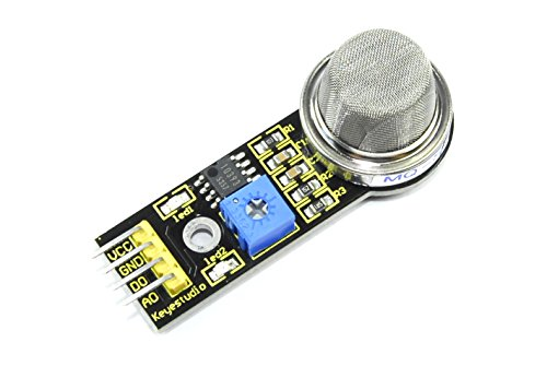 Keyestudio MQ-135Sensor de contaminación memoria ks-047Arduino Raspberry