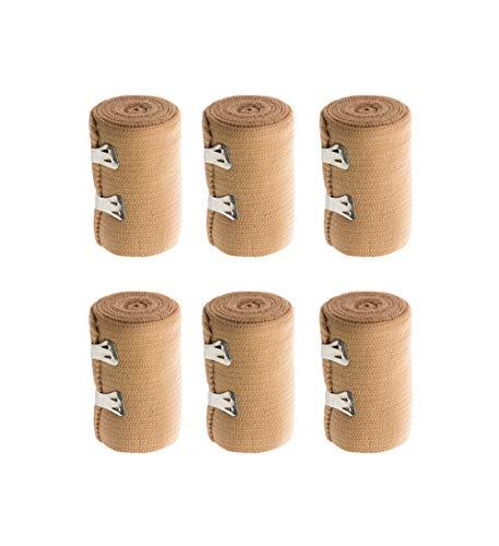 Elastikbandage Bandage Sportbandage Stützbandage Sportbinde (6)