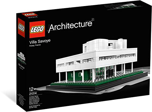 LEGO 21014 - Architecture Baukasten, Villa Savoye