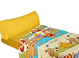 Juego de sábanas Infantil Animales (Animals, para Cama de 90x190/200)