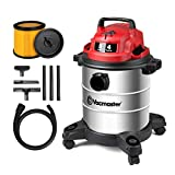 Best Wet Dry Vacuums - Vacmaster Red Edition VOC508S 1101 Stainless Steel Wet Review