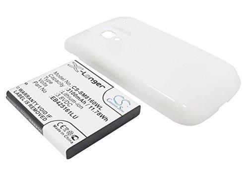 Li-ion Batería para Samsung GT-S7562i, GT-I8160, Galaxy Trend II, Galaxy S Duos