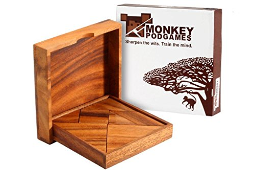 Monkey Pod Games, Tangram Puzzle