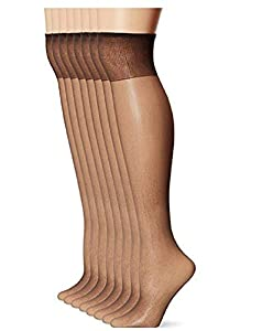 Enjoy the classic fit of L'eggs hosiery, every day Light, Comfortable stay-put band Perfect for today's more casual wardrobes Hand wash