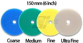Rupes 150 mm (6 inch) Foam Pad 4 Pack