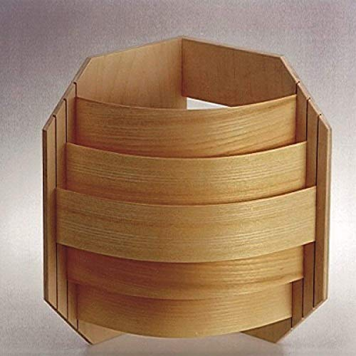Unbekannt Infraworld Holzblendschirm Ecke für Sauna und Infrarotkabine S2257