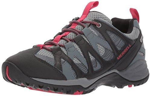 Merrell Women's Siren Hex Waterproof Hiking Shoe, Turbulence, 6 M US