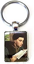 Saint Ives Key Chain/Saint Ivo of Kermartin Key Chain