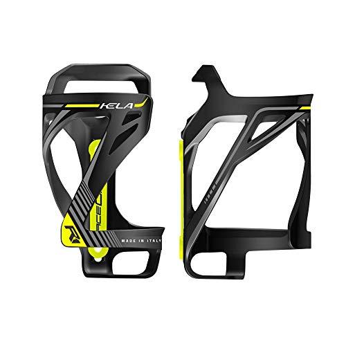 Race One deur jerrycan Kela zijkant Noir-Deco geel fluorescerend