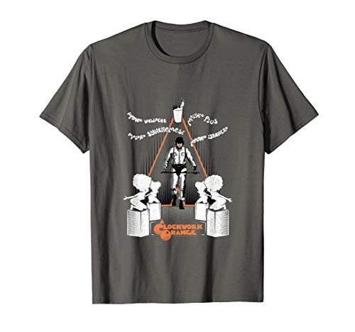 A Clockwork Orange Sharpen You Up T Shirt