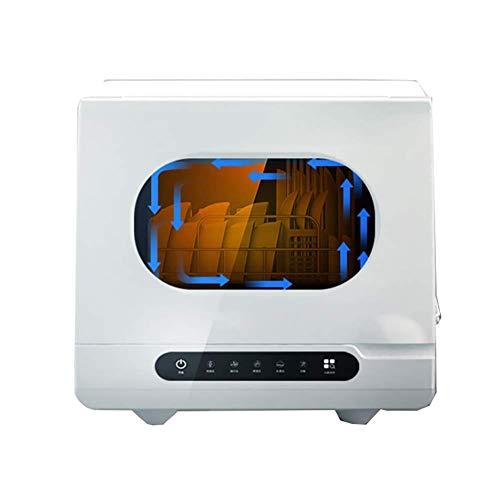 Petit Lave-Vaisselle MéNager, DéSinfection Automatique Intelligente Table Air-Dry Portable, Lave-Vaisselle Placard StéRilisateur Lavage De Fruits Et LéGumes Quatre En Un