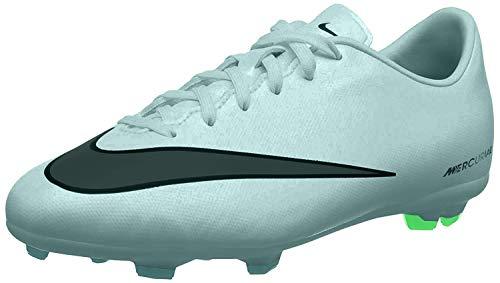 Nike - Botas de fútbol para niño Negro Negro 37