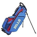 Wilson NFL Golf Bag - Carry, Buffalo, Blue, 2020 Model
