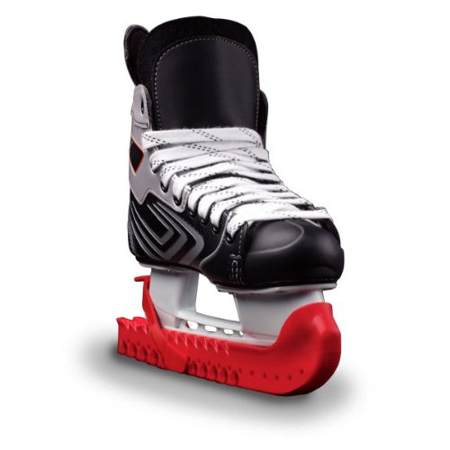 Supergard Ice Skate Guard, Red