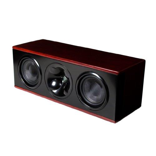 Buy Klipsch WC24 2-Way Center Channel Loudspeaker (Cabernet) (Discontinued by Manufacturer)
