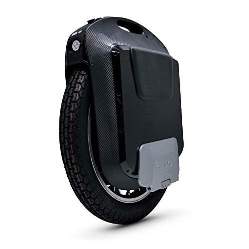 Gotway Monster 3-2400 WH Monociclo eléctrico, Unisex-Adult, Negro, U