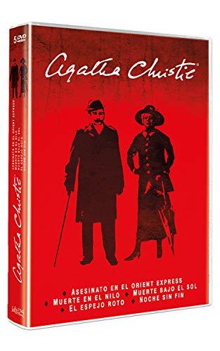 Agatha Christie (Pack) [DVD]
