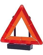 エマーソン バイク専用三角停止表示板 TS [国家公安委員会認定品] 昼夜間兼用型 EMERSON EM-359