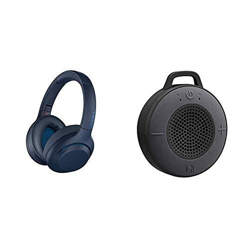 Sony WH-XB900N - Auriculares Inalámbricos Noise Cancelling + Amazon Basics...